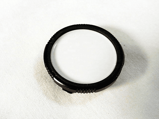 Flat disk for a Sekonic L256D Flash Meter
