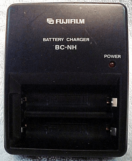 Fuji  Compact AA Nicad Charger BC-NH  (for charging 2 AA's)