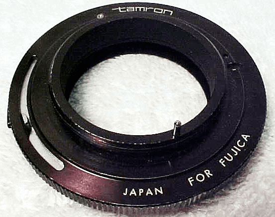 Fujica Screw Mount Tamron Adaptall 2 Mount (No 4)