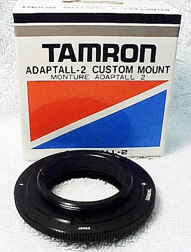 Fujica Screw Mount Tamron Adaptall 2 Mount  (No 4A)