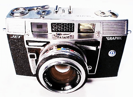 Graphic Jet 35mm Rangefinder Camera (user classic camera)
