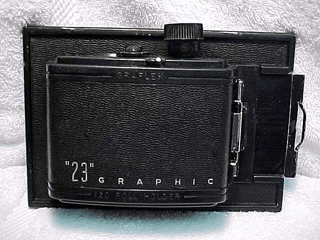 Graphic RH8 for 2 1/4 x 3 1/4 on  4x5 Cameras (No13)