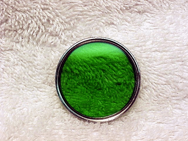 Green 32mm Screw-in Filter for Retina IIIc Cameras