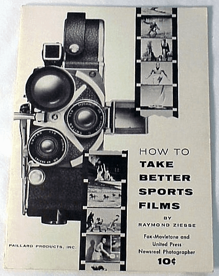 How to Take Better Sports films by Raymond Ziesse