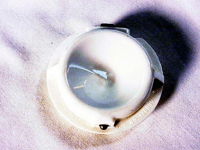 Incident Light Dome for Weston Master Meters