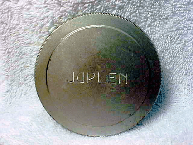 Juplen CAP (approximately 62mm/63mm) (No 4)