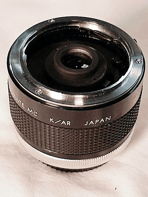Kiron 2X Match Mate MC Doubler for Konica Cameras