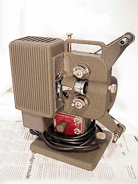 Kodascope Regular 8mm Projector<br> (See Rental Page)
