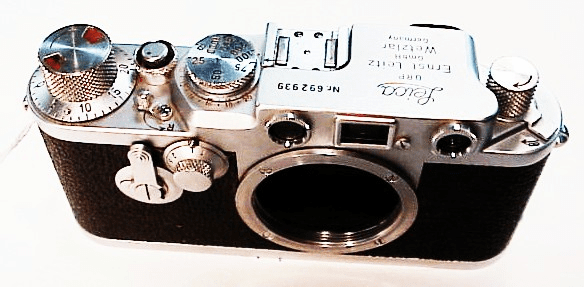 Leica IIIf Red Dial with Self-timer (50mm f3.5 Elmar available)