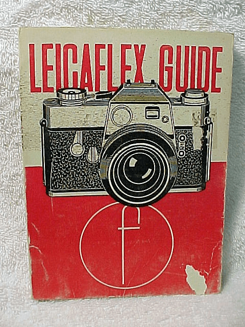 Leicaflex Guide, by Matheson, 1965, 133pgs