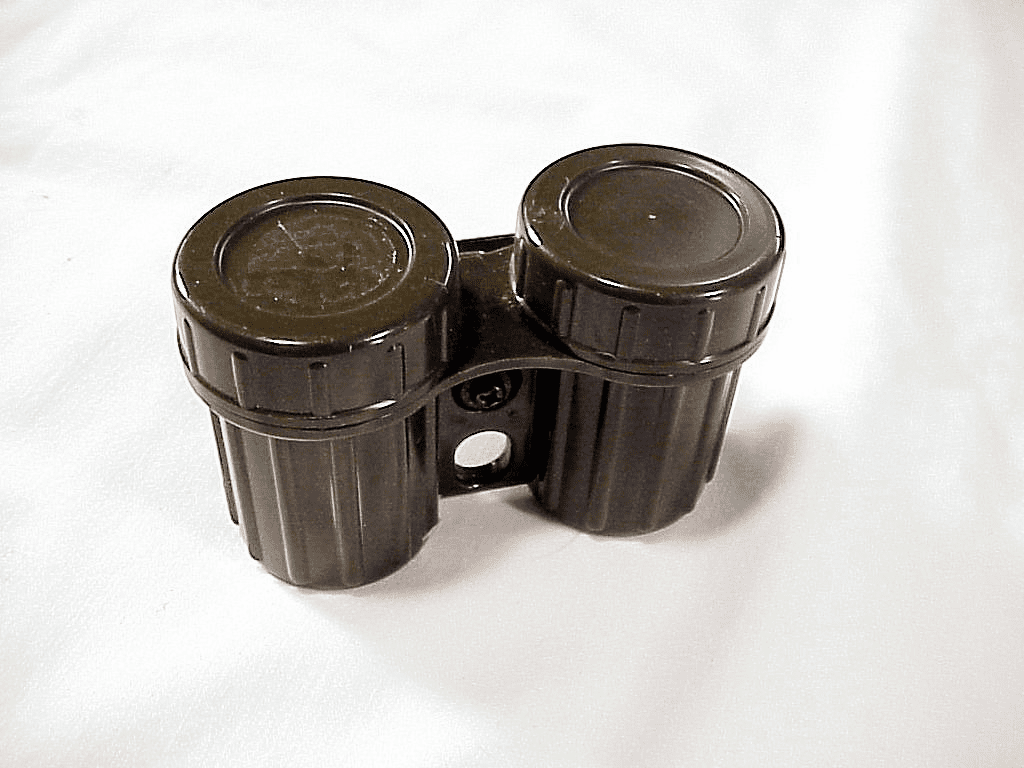 Marine Film Canisters with Belt Clip