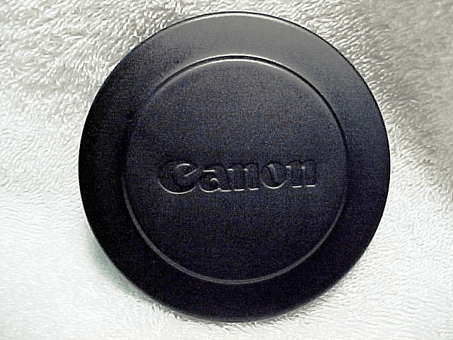 Metal Cap for 20mm f2.8 SSC Canon FD lens