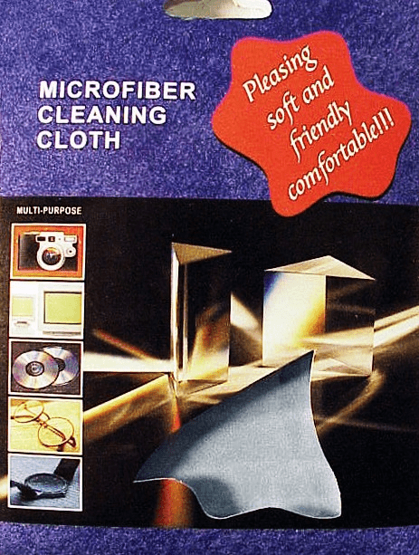 Microfiber Cleaning Cloth (new)