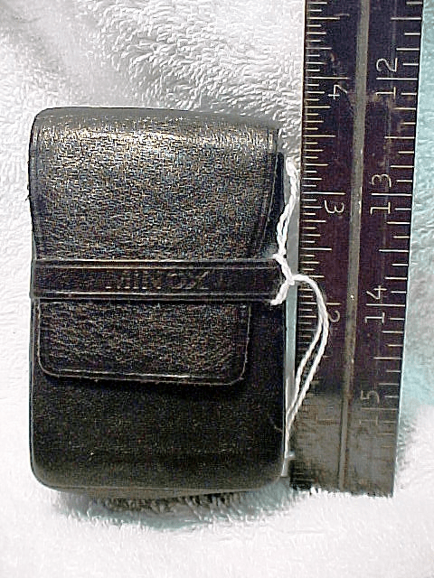 Minox Leather Case (fits?) (No4)
