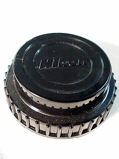 Misc Bayonet Rear Cap for Nikkorex Lenses