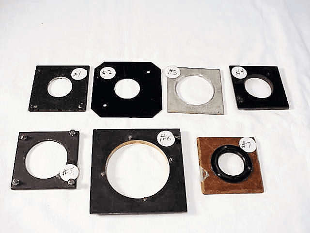 Misc Enlarger Boards (No 10)