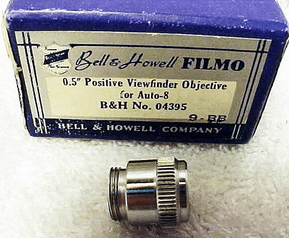 Misc. Filmo Finders<br>(for 8mm Cameras)
