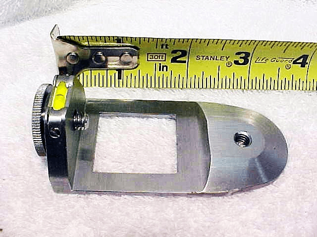 Misc Flash Bracket with nice built in Level (No 35)
