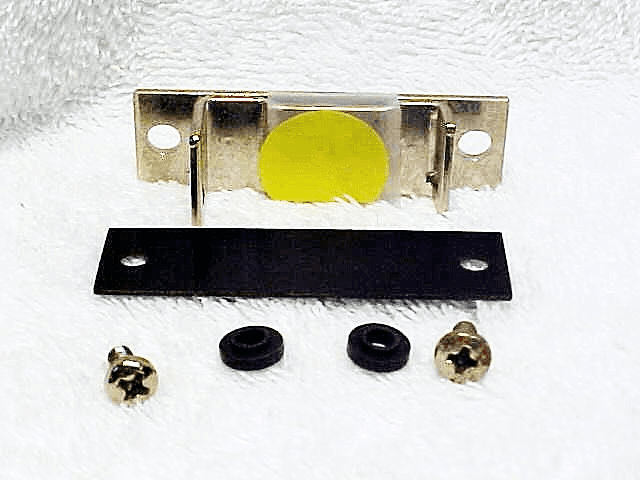 Misc flash mount bracket parts with fittings (No 19)