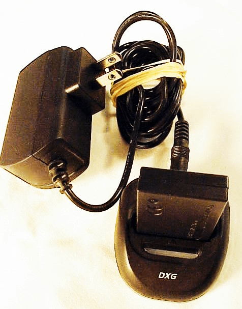 NB-1L Battery with Charger (DXG brand)