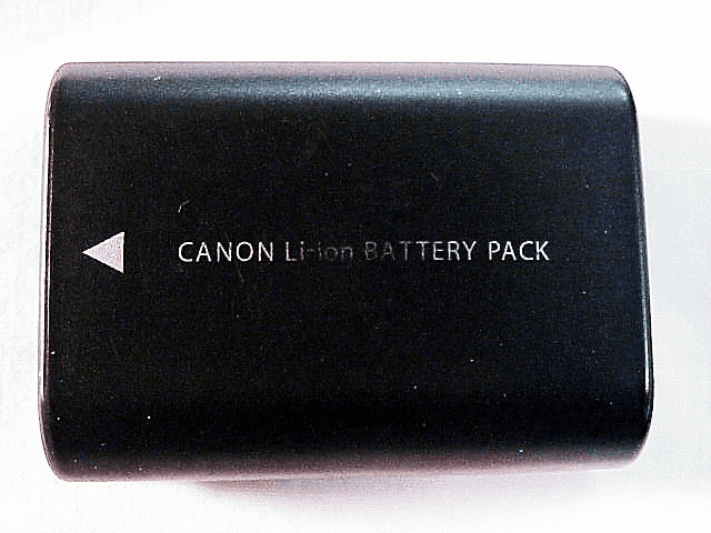 NB-2L for Rebel XT and Kiss Digital X (Canon brand used)