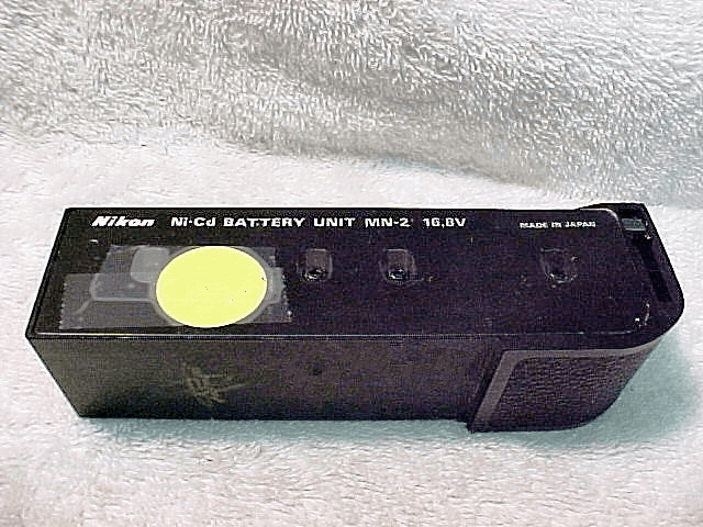 Nicad Battery for the MD4 Drive (as is may need rebuild?)
