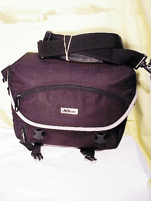 Nikon digital Camera Bag (No 5)