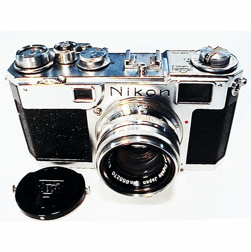 Nikon S2 with 50mm f2.0 Nikkor-H-C
