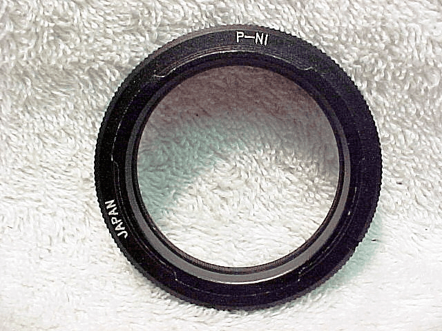 Nikon to Pentax Screw Mount Lens Adapter for Macro Pictures