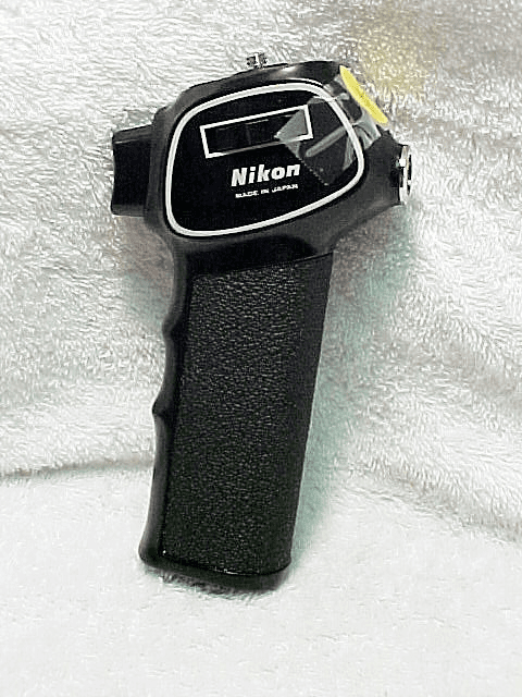 Nikon Trigger Grip (missing special cable release)