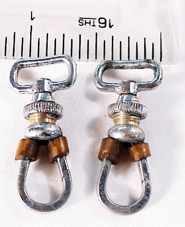 Old Style Strap Fittings (No 7)