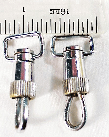 Old Style Strap Fittings (No 8)
