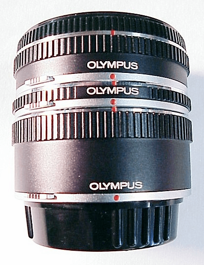 Olympus Macro Extension Tube Set  (Olympus Brand)