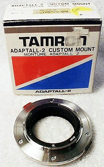 Olympus Tamron Adaptall 2 Mount (No 2) (new)