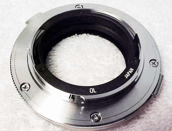 Olympus Tamron Adaptall 2 Mount (No 3)