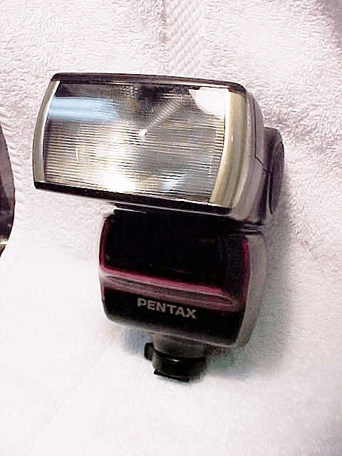 Pentax Flashes<br>(ALL TYPES)