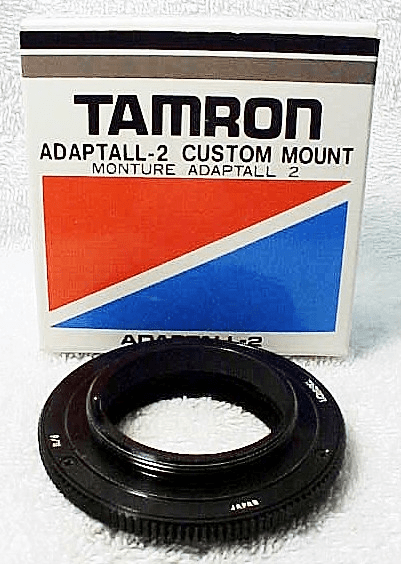 Pentax Screw Mount Adaptall 2 Tamron Mount (No 12)