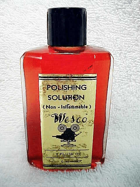 Polishing Solution  for movie film (No 7)