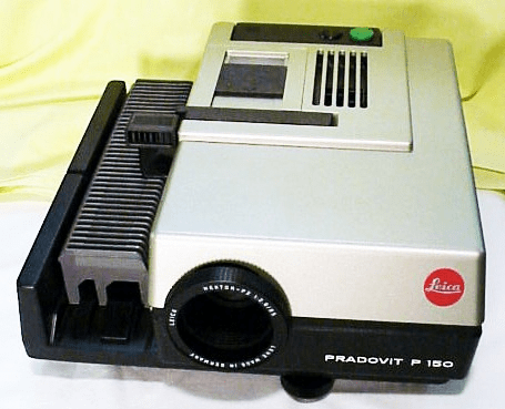Pradovit P150 Leica Projector<br>(See Rental Section)
