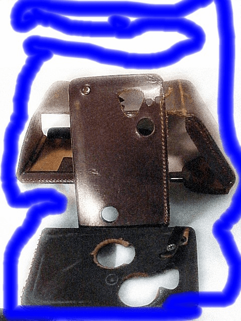 <center><u>Quality Leather Camera Case Repair</u><br>By James Vilett</center>