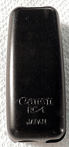 RC-1 Remote Control for Canon ELAN