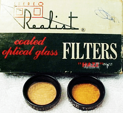 Realist Type F Filter Set for Stereo