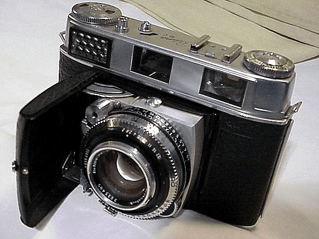 Retina III Big C Rangefinder Camera