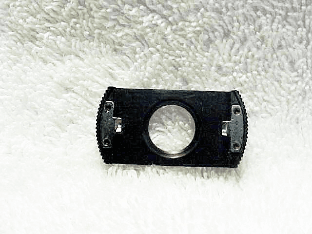 Retina Reflex III adapter for right angle finder & correcting lens