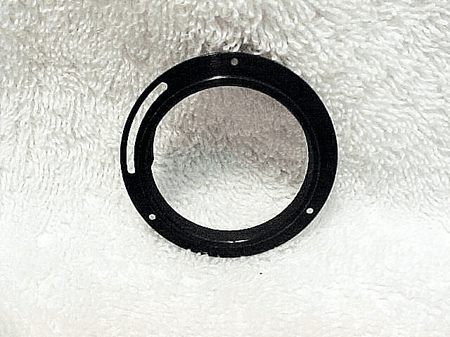 Ring for Early Hexanon 135mm f3.5 to Allow use on Autoreflex T