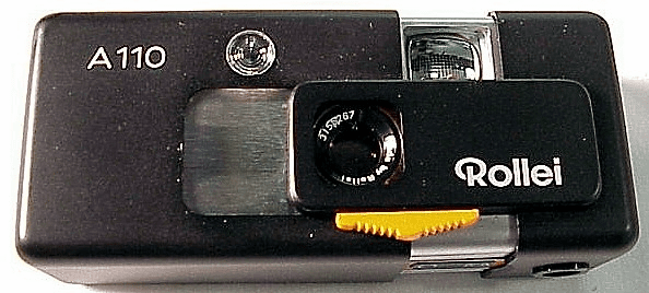 Rollei 110 Camera Outfit