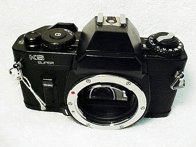 Sears KS Super Camera Pentax K Mount