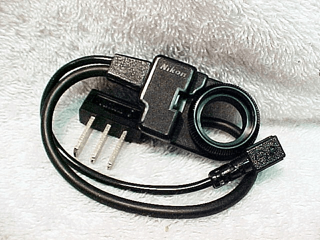 SF-1 Nikon readylight sync cord for SB flashes