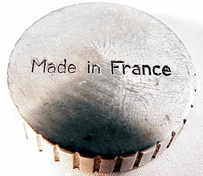 "Shallow depth  C Mount Movie Cap ""Made in France"" (B&HNo 97)"