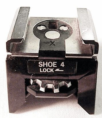 Shoe 4 for OM-2n (hairline crack)